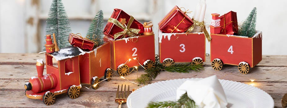 Advent gifts and calendar gifts