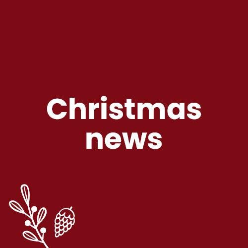 Christmas product news 2021