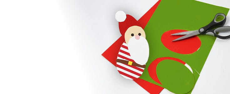 Christmas Decorations with templates