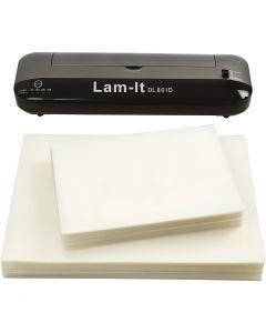 Laminator, thickness 80-150 my, 1 set