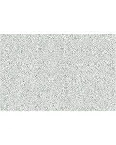 Self-adhesive foil, fine graphite, W: 45 cm, grey, 2 m/ 1 roll