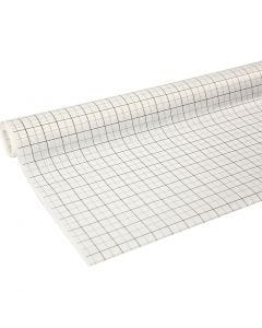 Dressmakers Squared Pattern Paper, W: 80 cm, 15 m/ 1 roll
