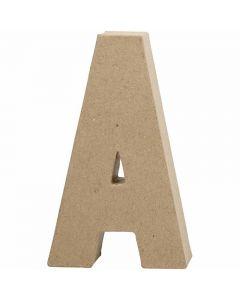 Letter, A, H: 20,5 cm, W: 11,8 cm, thickness 2,5 cm, 1 pc