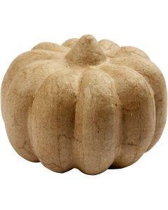 Pumpkin, H: 9 cm, D: 13 cm, 1 pc