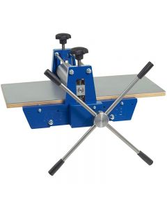 Block Printing Press, with gears, size 40x70 cm, 1 pc