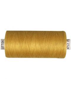 Sewing Thread, golden, 1000 m/ 1 roll