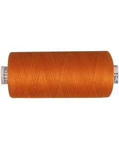 Sewing Thread, orange, 1000 m/ 1 roll