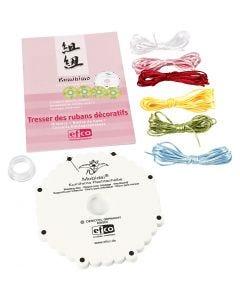 Kumihimo - Starter Kit, 1 set