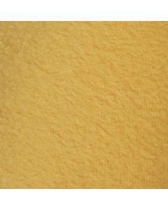 Fleece, L: 125 cm, W: 150 cm, 200 g, yellow, 1 pc