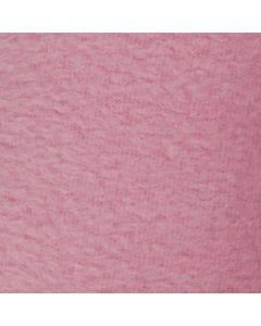 Fleece, L: 125 cm, W: 150 cm, 200 g, light pink, 1 pc