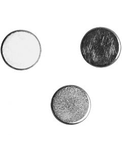 Power Magnets, D: 5 mm, thickness 2 mm, 10 pc/ 1 pack