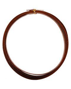 Aluminium Wire, W: 15 mm, copper, 2 m/ 1 roll