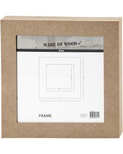 Frame, size 30,5x30,5 cm, 1 pc