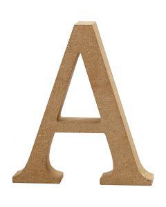 Letter, A, H: 13 cm, thickness 2 cm, 1 pc