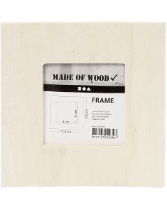Frame, size 15,8x15,8 cm, 1 pc