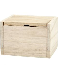 Box, size 10x8,2x6,7 cm, 1 pc