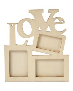 Frame, size 19,7x16 cm, thickness 7 mm, 1 pc