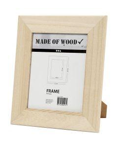 Frame With Glass, size 22x25 cm, 1 pc