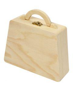 Bag, size 17,5x13,5 cm, 1 pc