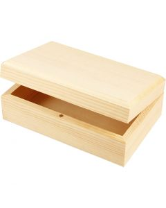 Jewellery Box, size 14x9x5 cm, 1 pc