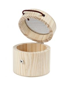 Insect Cage, H: 7,5 cm, D: 8,3 cm, 1 pc