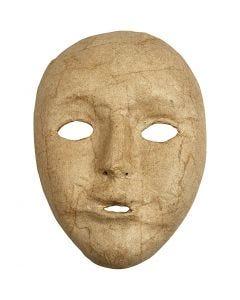 Full Face Mask, H: 17,5 cm, W: 12,5 cm, 1 pc