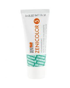 Soap dye, L: 80 cm, green, 30 g/ 1 pack