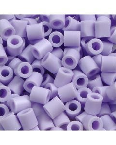 PhotoPearls, size 5x5 mm, hole size 2,5 mm, lilac (24), 1100 pc/ 1 pack