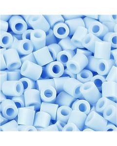 PhotoPearls, size 5x5 mm, hole size 2,5 mm, light blue (28), 6000 pc/ 1 pack
