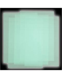 Shrink Plastic Sheets, 5 sheet/ 1 pack