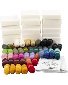 Creative Learning Kit, natural, 1 set