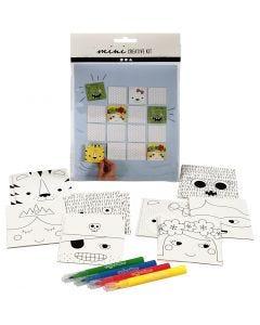 Mini Creative Kit, 1 set