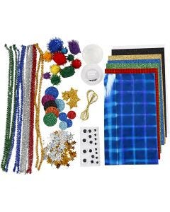 Crafting assortment, Space, 1 pack
