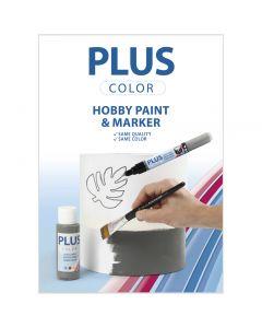 Poster, Plus Color, 3 pc/ 1 pack