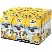 Table display with material kits, 18 set/ 1 pack