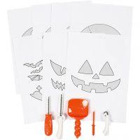 Pumpkin Carving Kit, 1 set