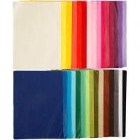 Tissue Paper, A4, 210x297 mm, 17 g, 30x10 sheet/ 1 pack