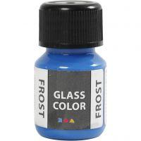 Glass Color Frost, blue, 30 ml/ 1 bottle