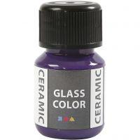 Glass Ceramic, violet, 35 ml/ 1 bottle