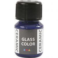 Glass Ceramic, lavender blue, 35 ml/ 1 bottle