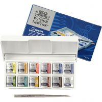 Cotman Watercolour Set, Content may vary , assorted colours, 1 set
