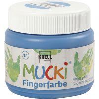 Finger Paint, blue, 150 ml/ 1 tub