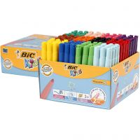 Visa Color Marker, line 3 mm, assorted colours, 12x12 pc/ 1 pack