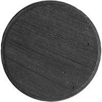 Magnets, D: 20 mm, thickness 3 mm, 50 pc/ 1 pack