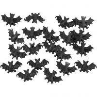 Bat, size 15x25 mm, 20 pc/ 1 pack