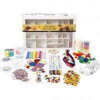 Creative box, Rainbow, 1 set
