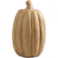 Pumpkin, H: 33 cm, D: 19 cm, 1 pc