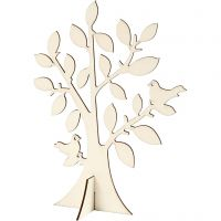 Tree, H: 24 cm, W: 18,4 cm, 1 pc