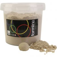 Sand for modelling, 5 kg/ 1 pack