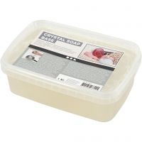 Soap Base, transparent, 1 kg